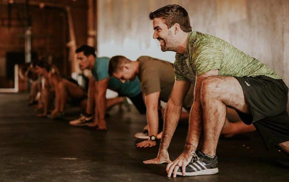 CrossFit Abilene Gym Class Workout Schedule Membership