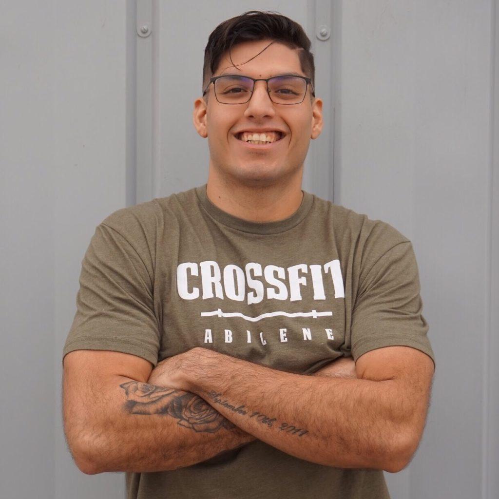 CrossFit Abilene Gym About Coach Bueno