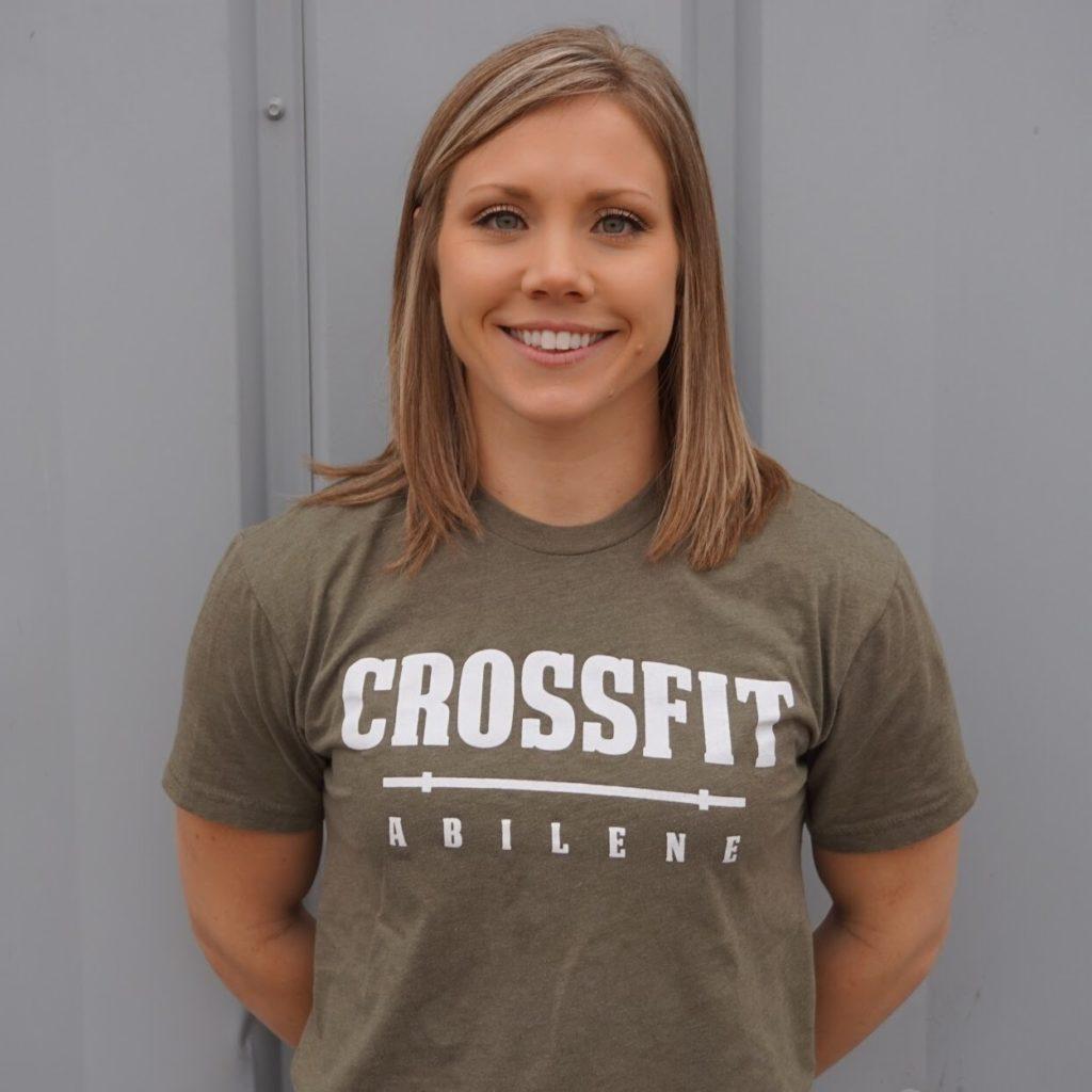 CrossFit Abilene Gym About Coach Carla Frazier