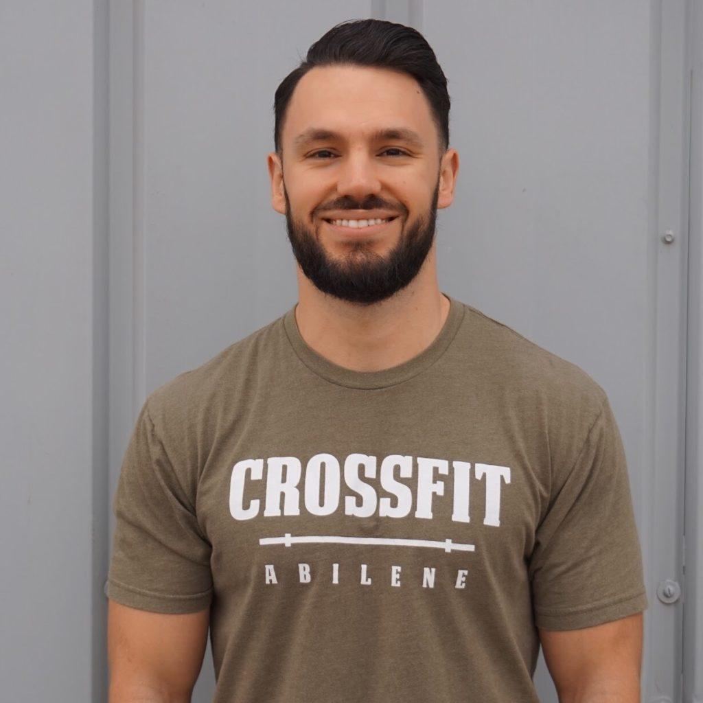 CrossFit Abilene Gym About Coach Braden Frazier