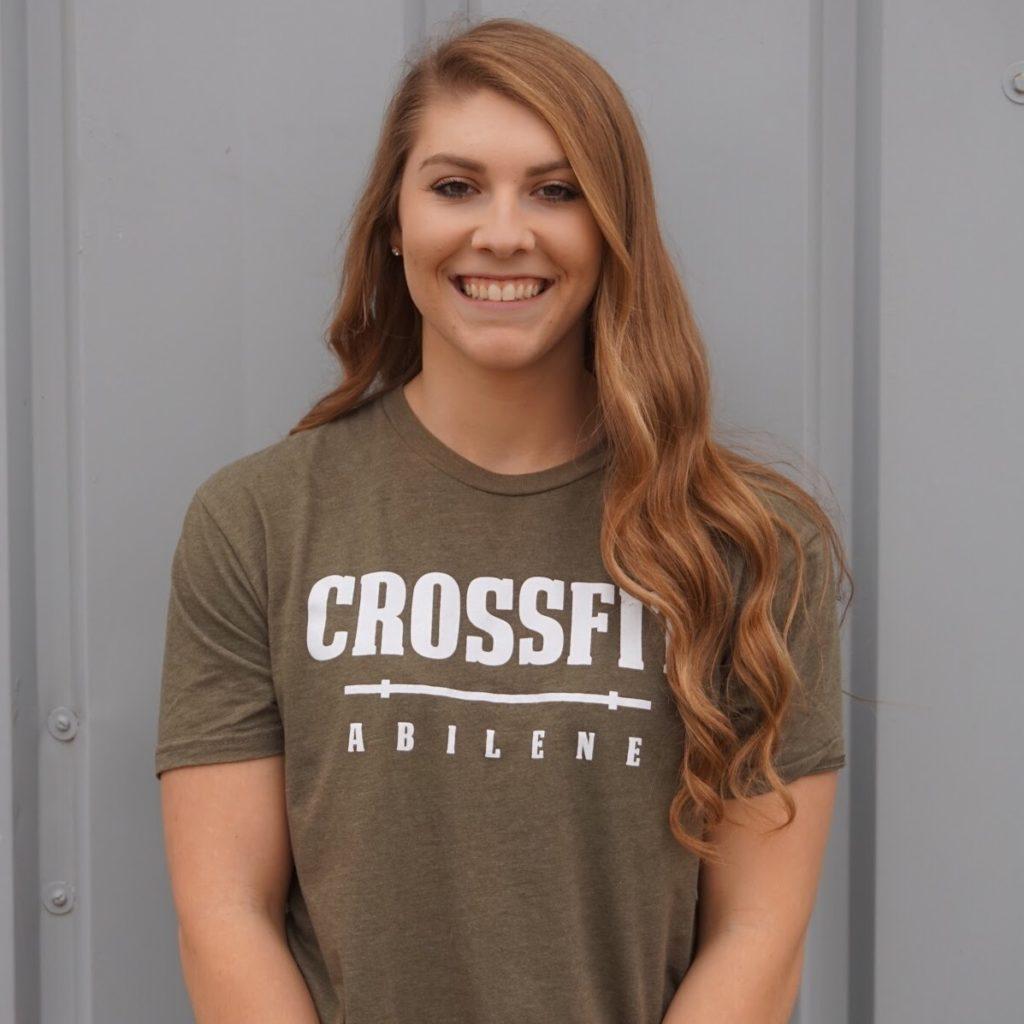 CrossFit Abilene Gym About Coach Becca Hummel