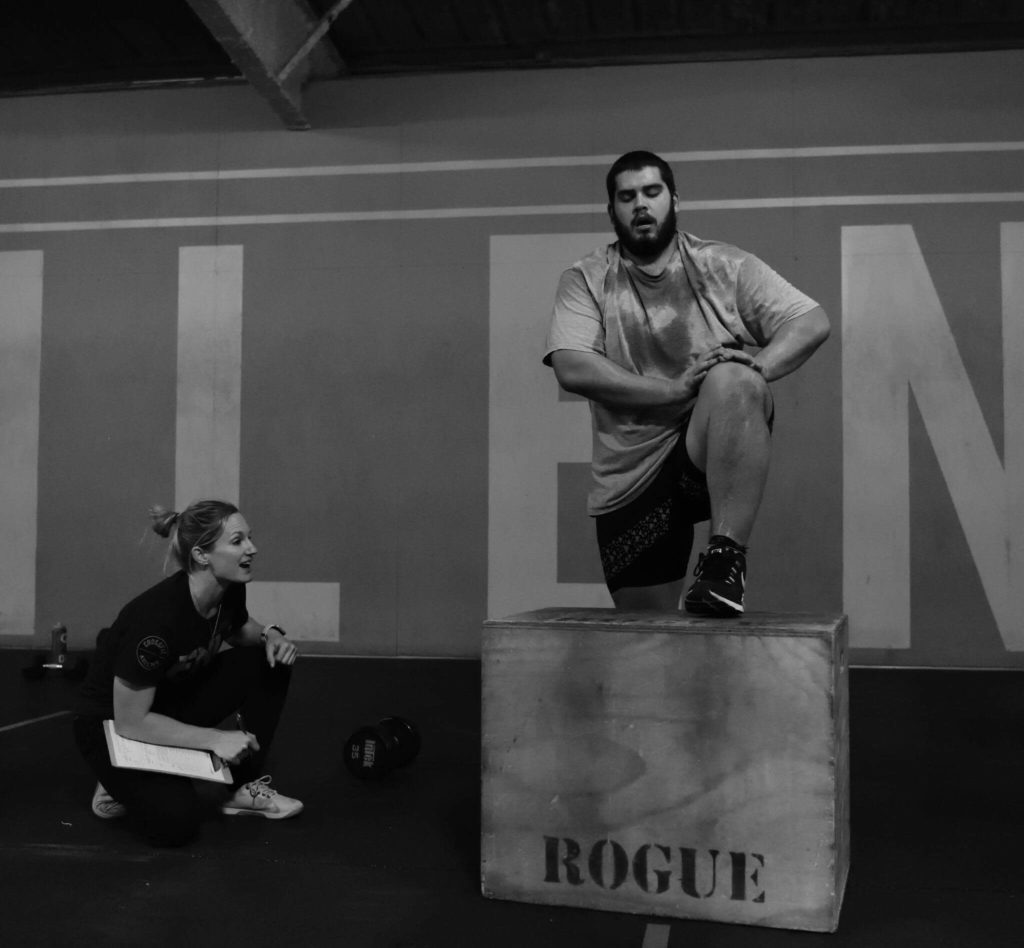 WOD blog CrossFit Abilene Gym Member Testimony Workout