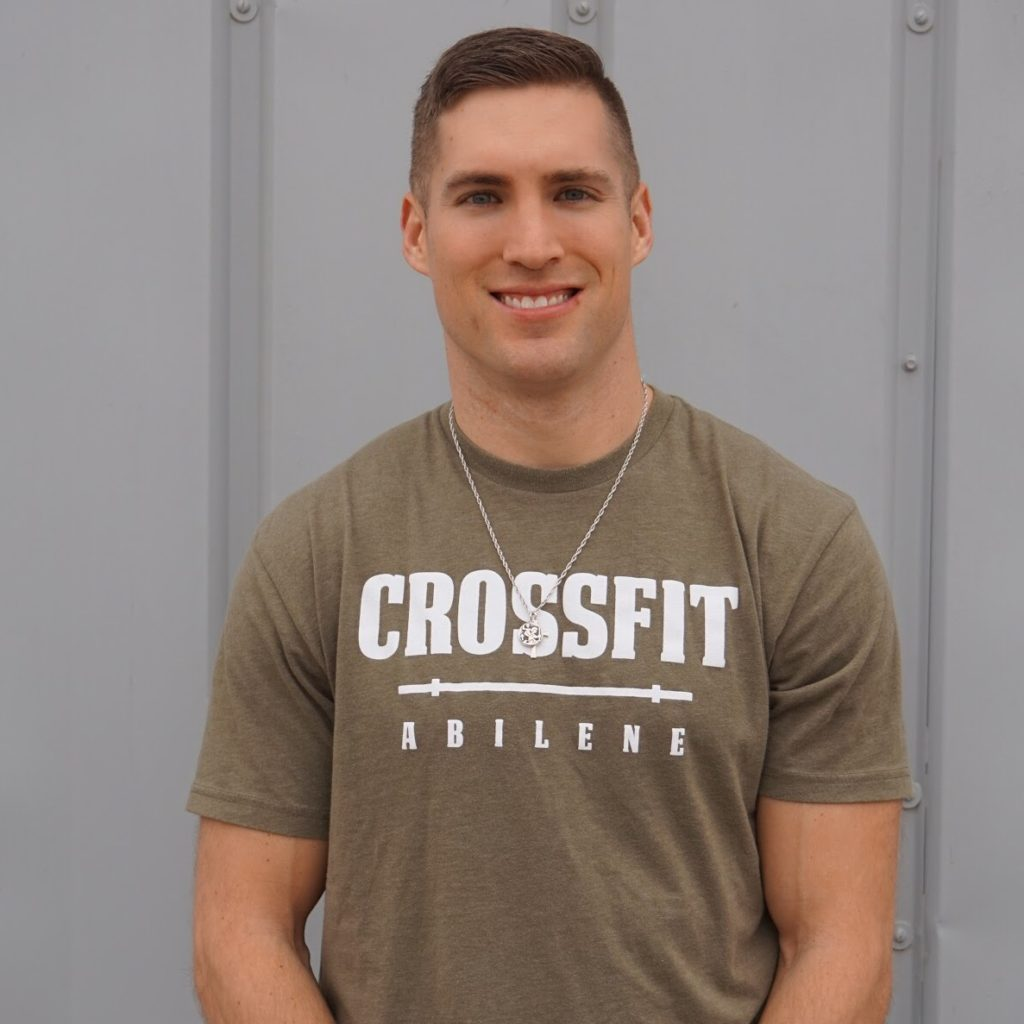 CrossFit Abilene Gym About Coach Clayton Young